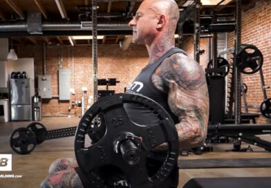 Best Mass Builder For The Biceps: Seated Barbell Curl | Jim Stoppani, Ph.D.