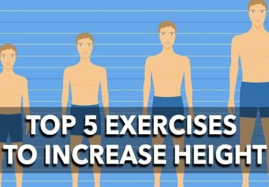 Top 5 Exercises to Increase Height in Children