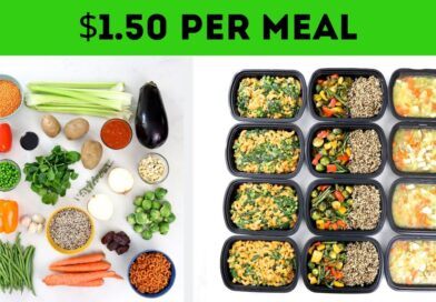 20 Meals for $30 – Meals for the Week