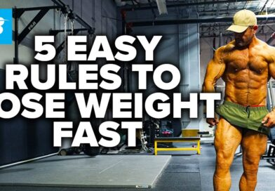 5 Easy Rules to Lose Weight Fast | Mark Bell
