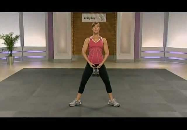 Trouble Zone Workout:  Lower Body Level 3